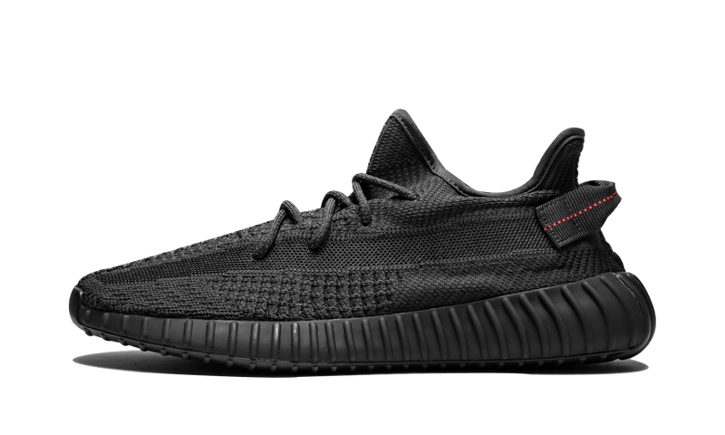 Adidas Yeezy Boost 350 v2 'Black' (Non-Reflective) (FU9006) - True to Sole
