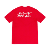 Supreme Futura Logo Tee Red
