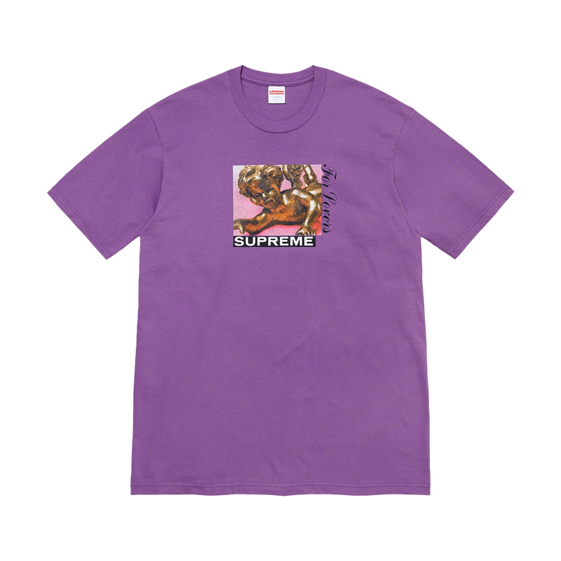 Supreme Lovers Tee Purple
