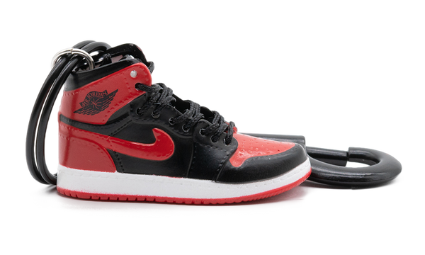 AIR JORDAN 1 HIGH BRED Kulcstartó
