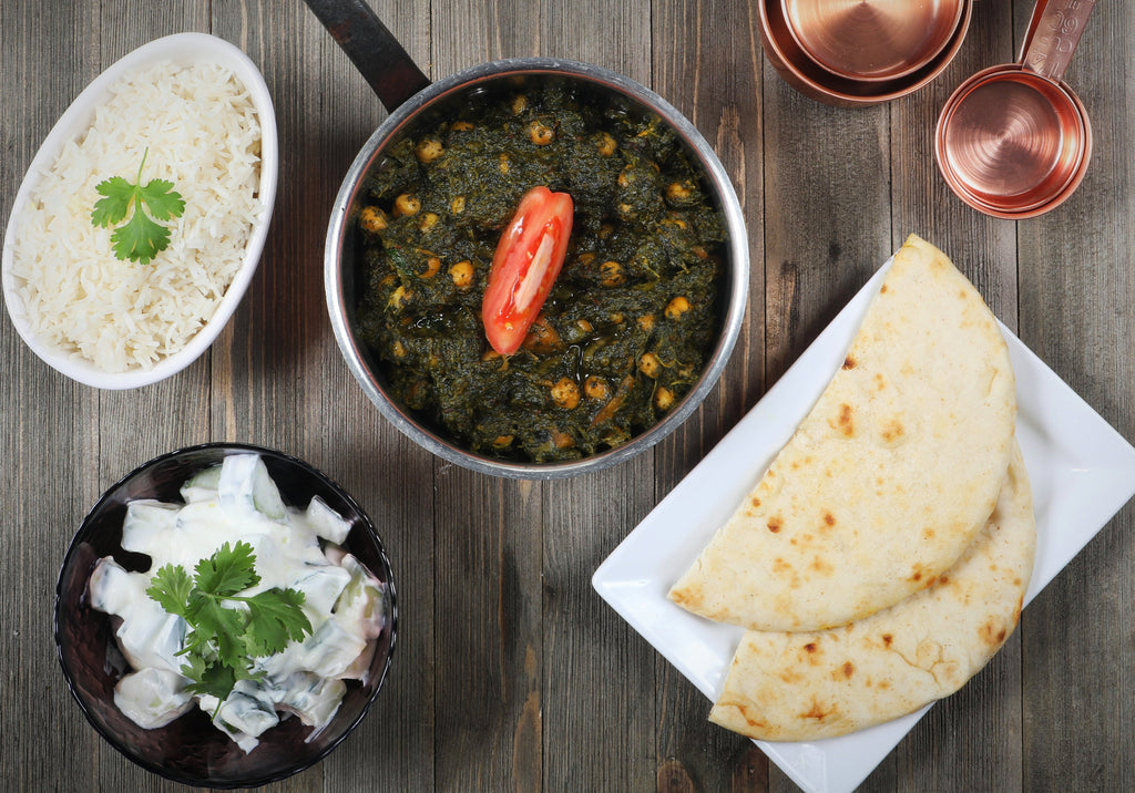 Chana Saag - Chefnbox