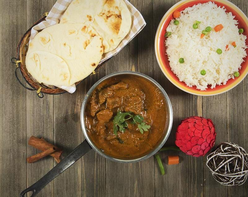 Lamb Roganjosh - Chefnbox
