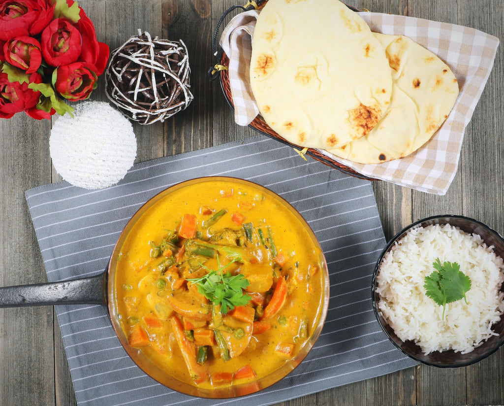 Vegetable Korma - Chefnbox