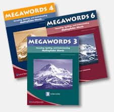 Megawords Student Books (2nd Edition)