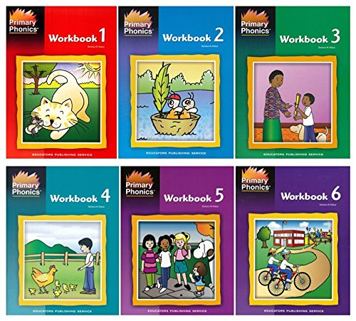 Primary Phonics Workbook