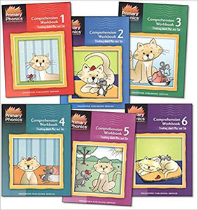 Primary Phonics Comprehension Book