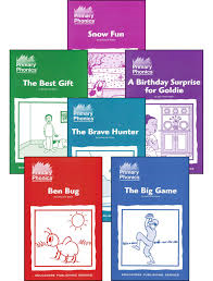 Primary Phonics Readers Storybook Sets