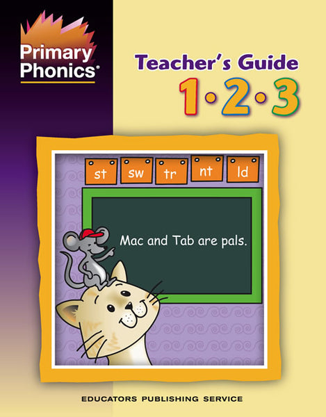 Primary Phonics Teacher Guide