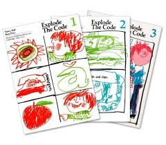 Explode the Code Workbooks