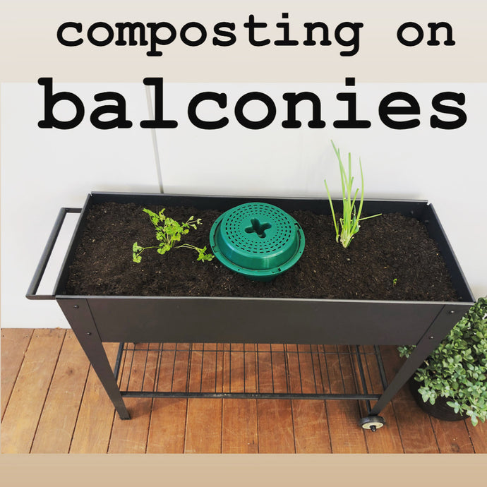 Composting on Balconies