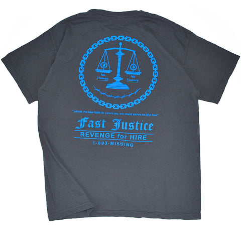 Fast Justice Tee