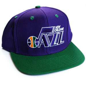 New Orleans Jazz Cap