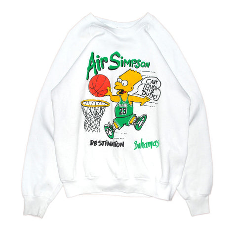 Vintage Air Simpson Sweatshirt