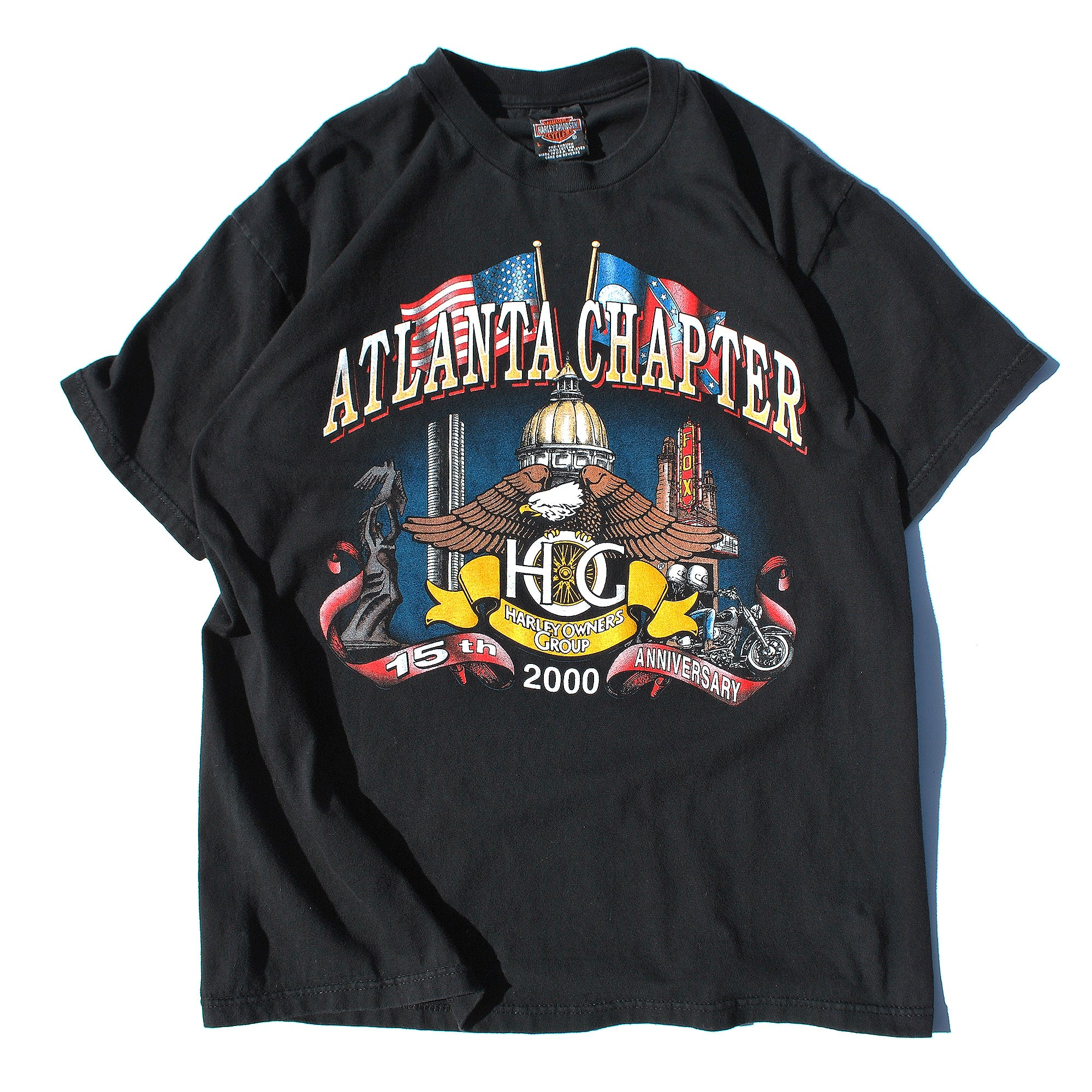 Vintage Harley Owners Group Tee