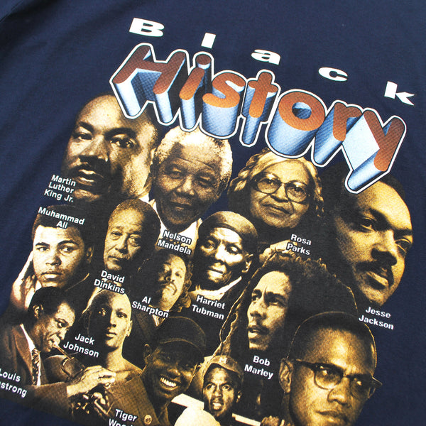 Vintage Black History Long Sleeve Tee