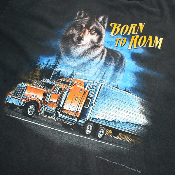 Vintage Born to Roam Tee