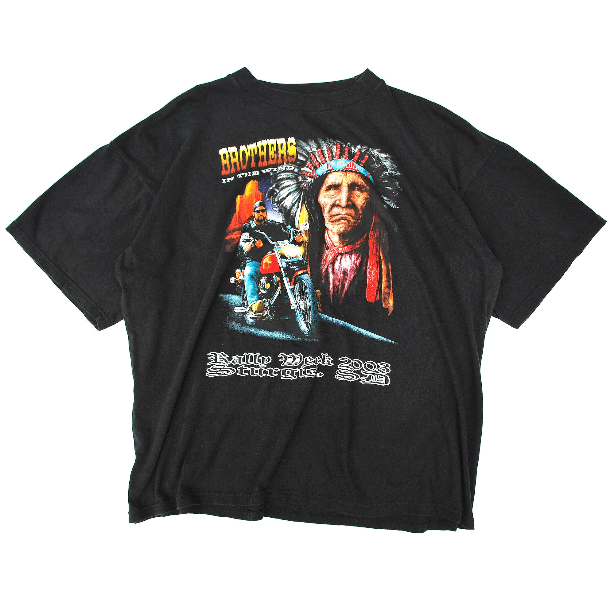 Vintage Brothers in the Wind Tee