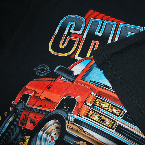 Vintage Chevy 4×4 Tee