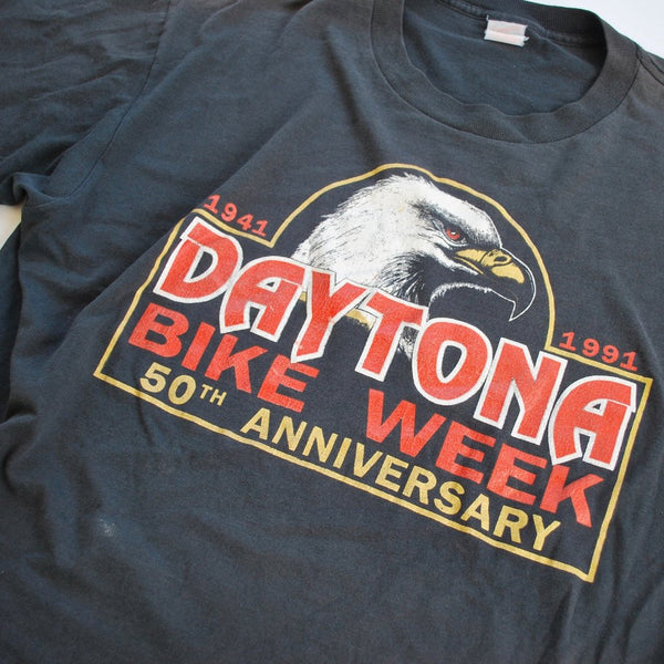 Vintage Daytona Bike Week Tee