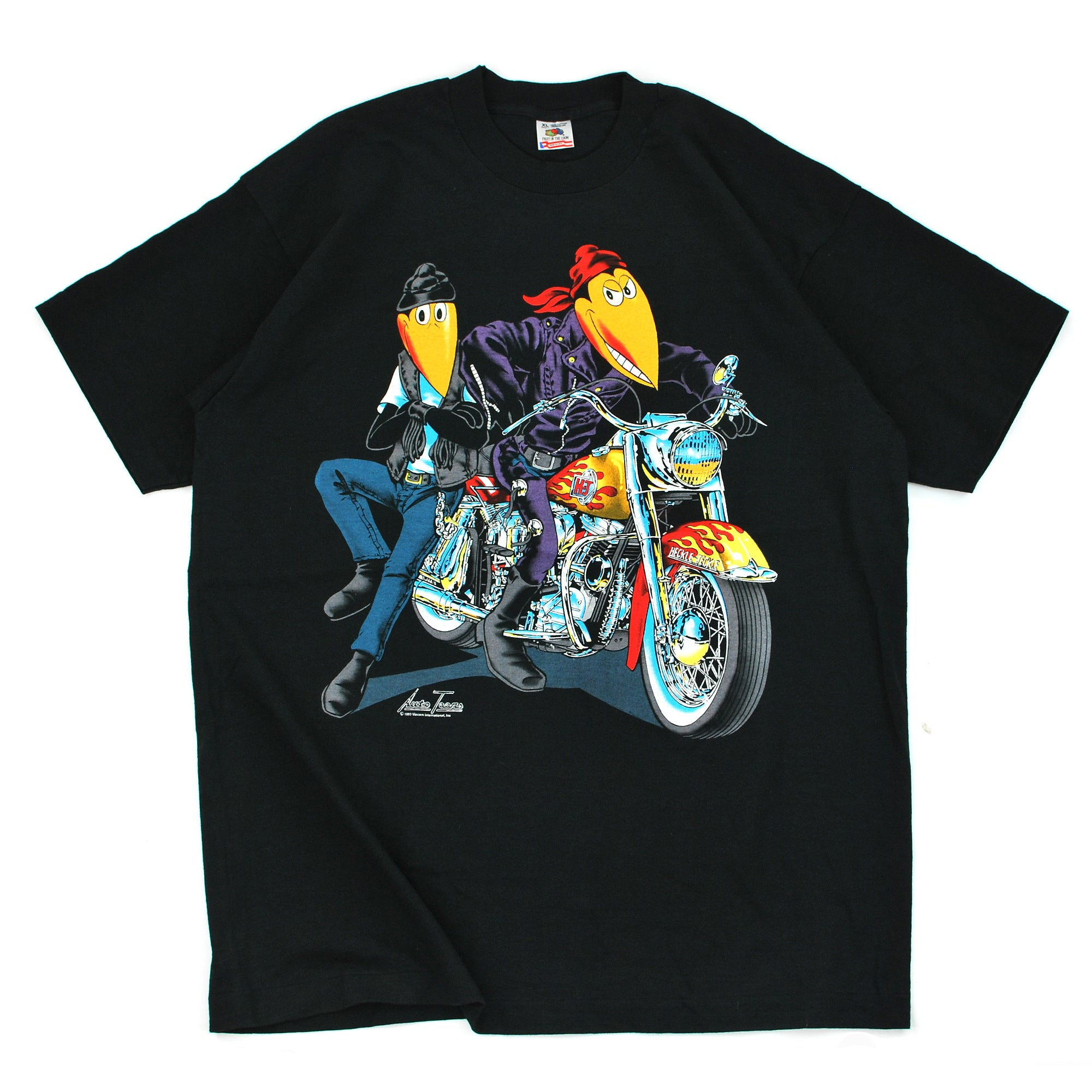 Vintage Heckle and Jeckle Tee