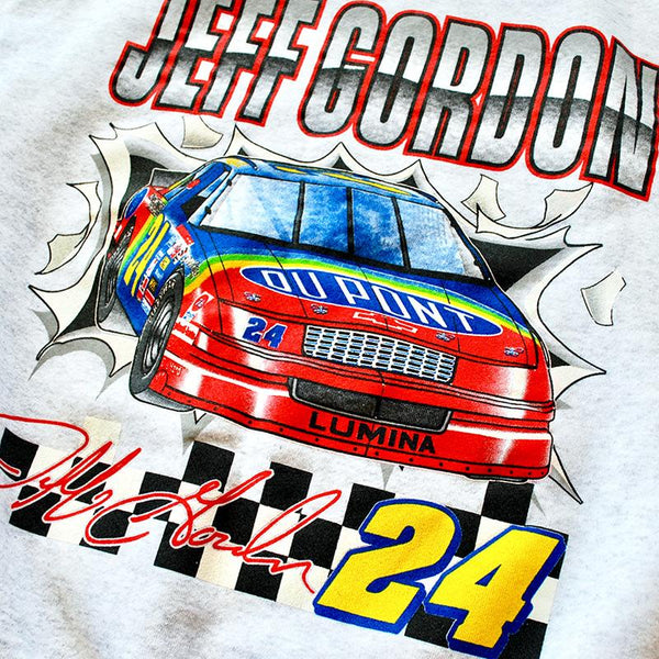 Vintage Jeff Gordon Sweatshirt
