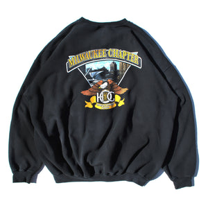 Vintage Harley Owners Group Sweatshirt