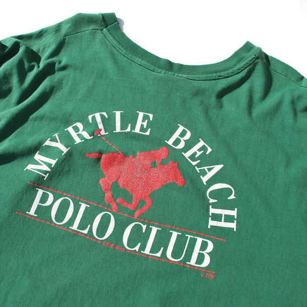 Vintage Myrtle Beach Polo Club Tee