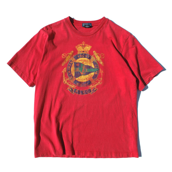 Vintage Polo Yacht Club Tee