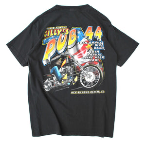 Vintage Bike Week Pocket Tee
