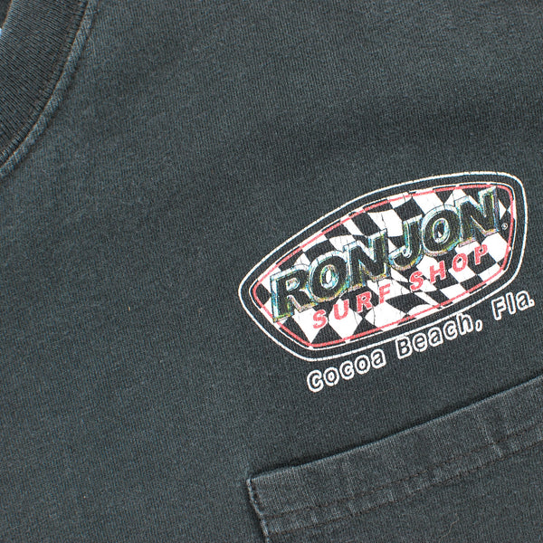 Vintage Ron Jon Surf Shop Pocket Tee