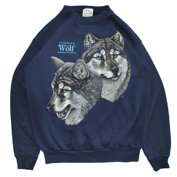 Vintage Timber Wolf Sweatshirt