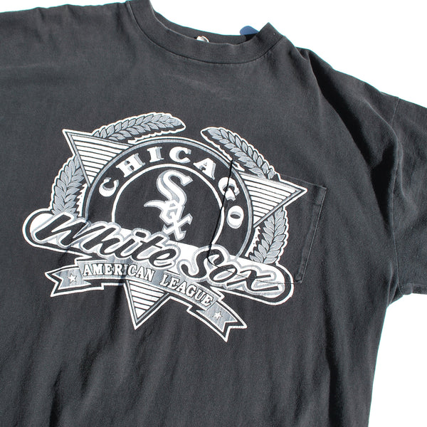 Vintage White Sox Pocket Tee