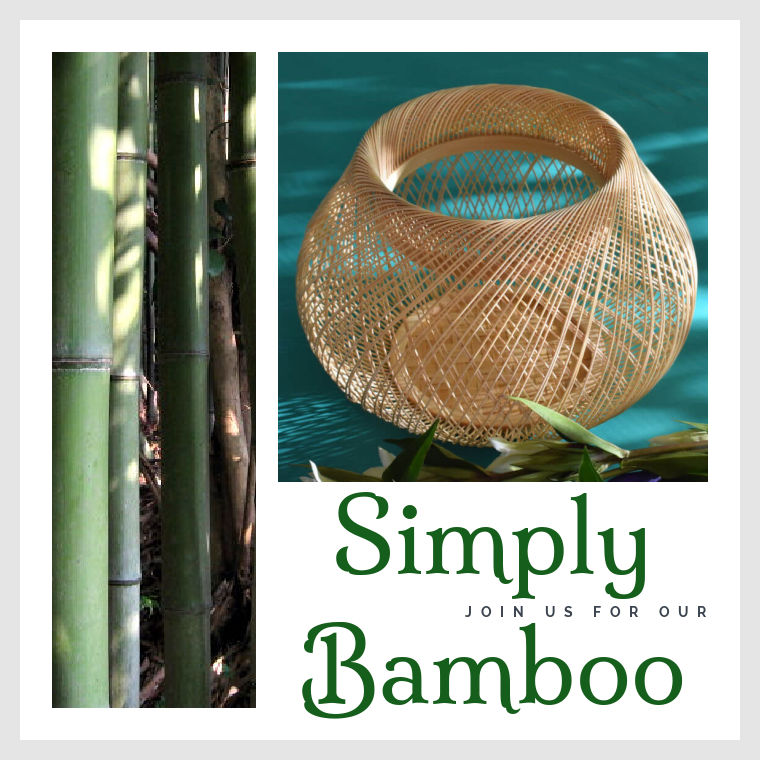 Japanese Bamboo Basketry Art | Suruga Guild