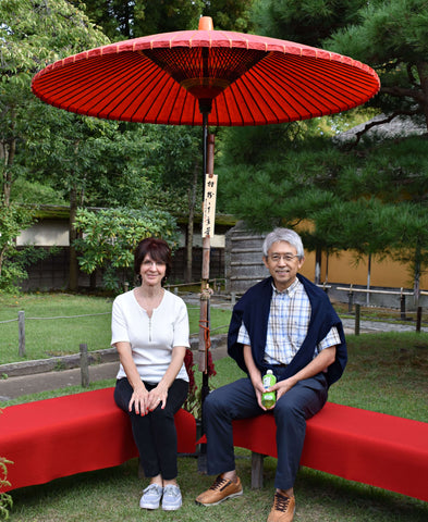 Karen and Husband Aizu Japan Alfan Select Online Shop Profile Photo