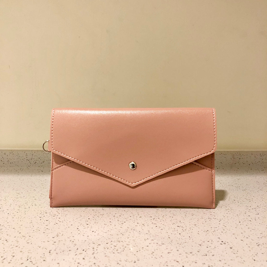 Envelope Purse Pink