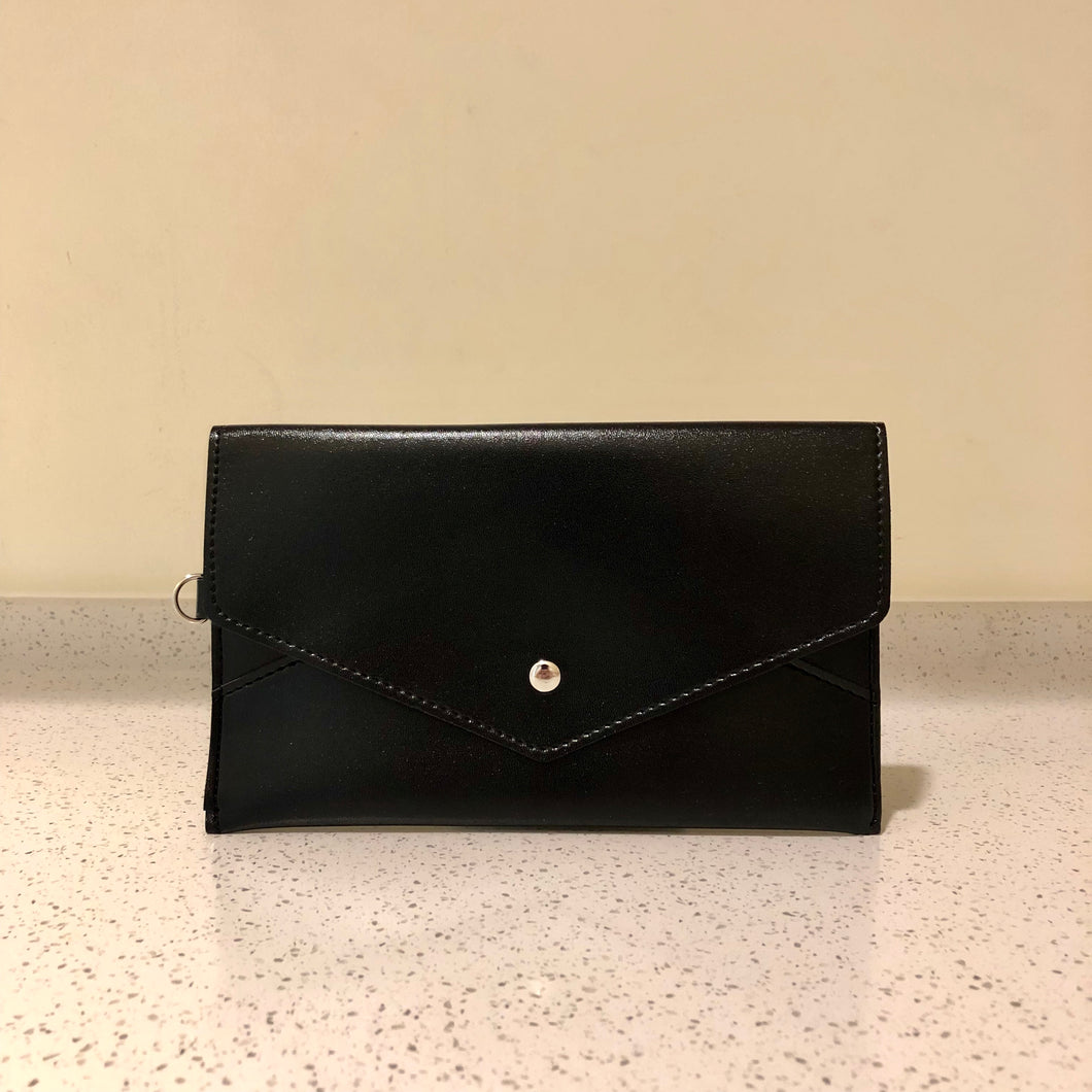 Envelope Purse Black