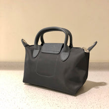 Load image into Gallery viewer, Kate Nylon Tote Bag Grey
