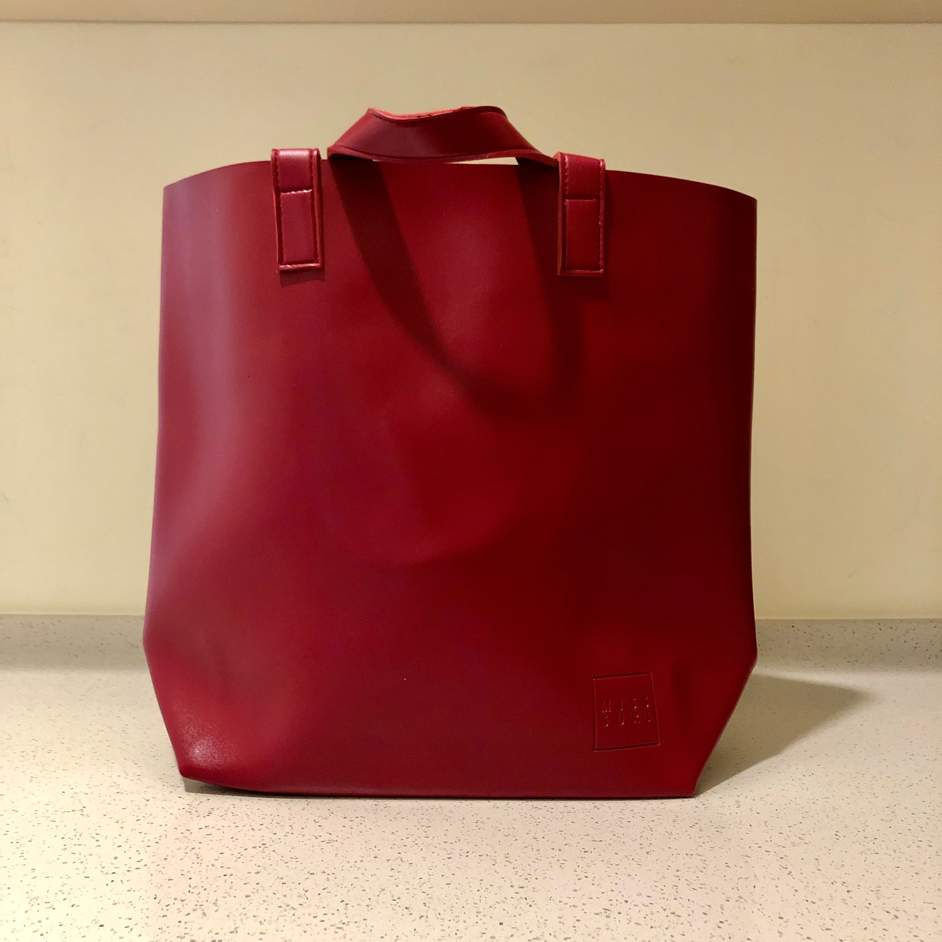 Jessie Tote Bag Red