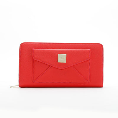 Suri Layer Purse Red