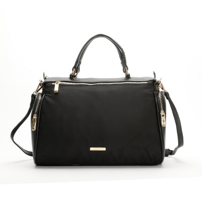 Suri Boston Bag Black