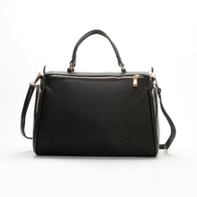 Load image into Gallery viewer, Boston Bag Black