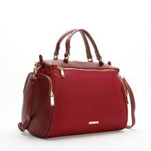 Load image into Gallery viewer, Boston Bag Maroon