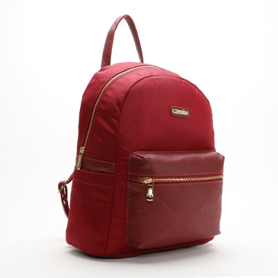 Suri Backpack Maroon