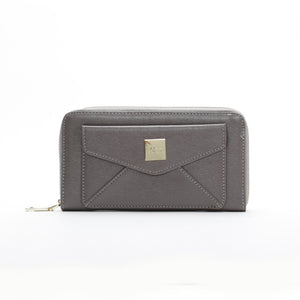 Layer Purse Grey