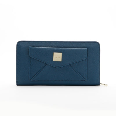 Layer Purse Blue