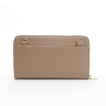 Load image into Gallery viewer, Double Purse Beige