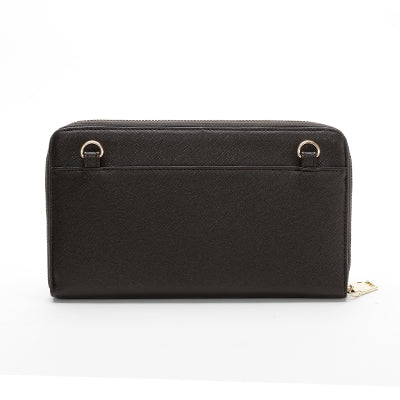 Double Purse Black