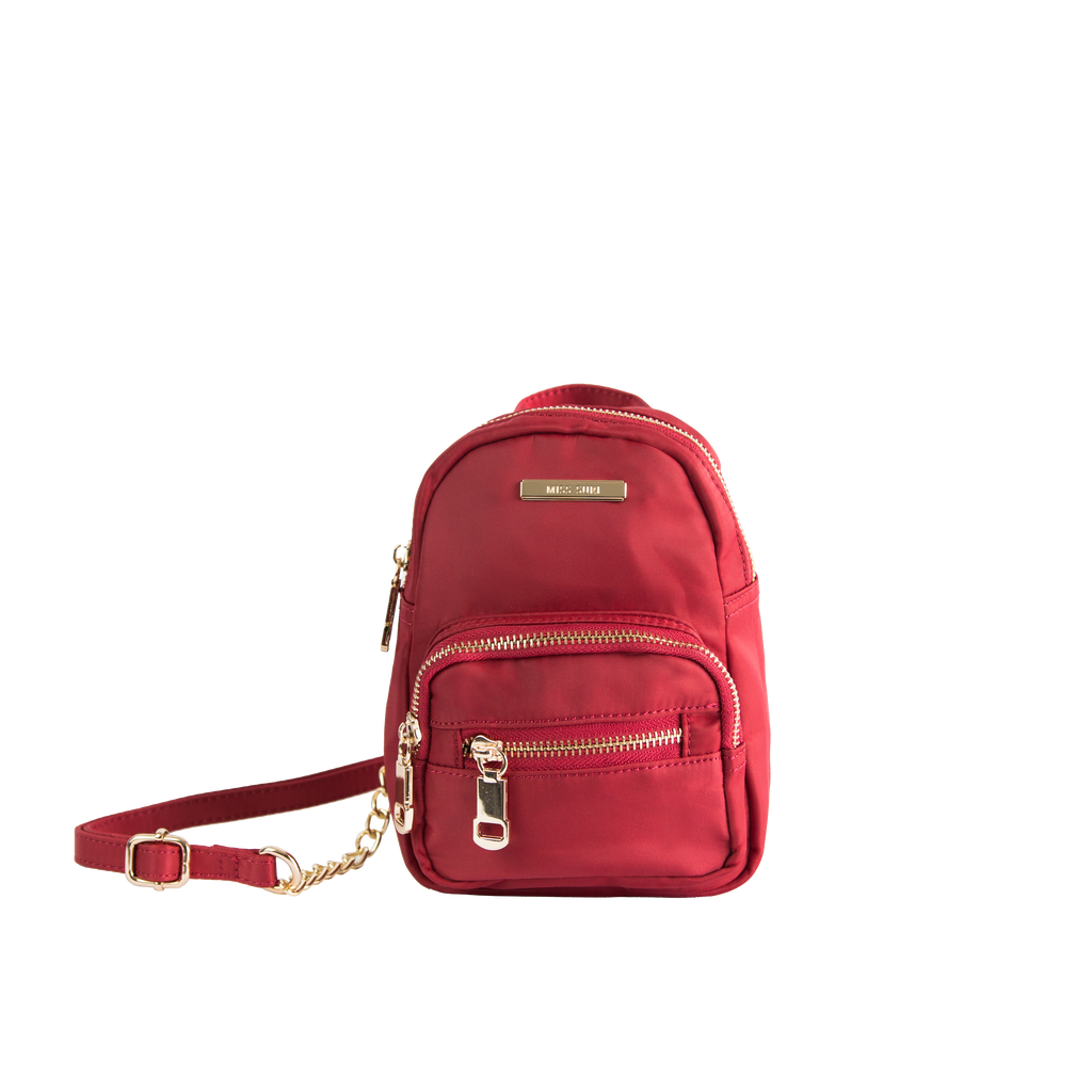 Suri Travel: Mini Sling Companion Red