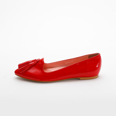 Grace Flats Red