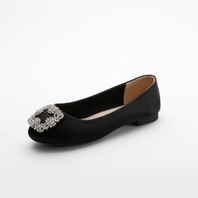 Suri Eleanor Flats Black